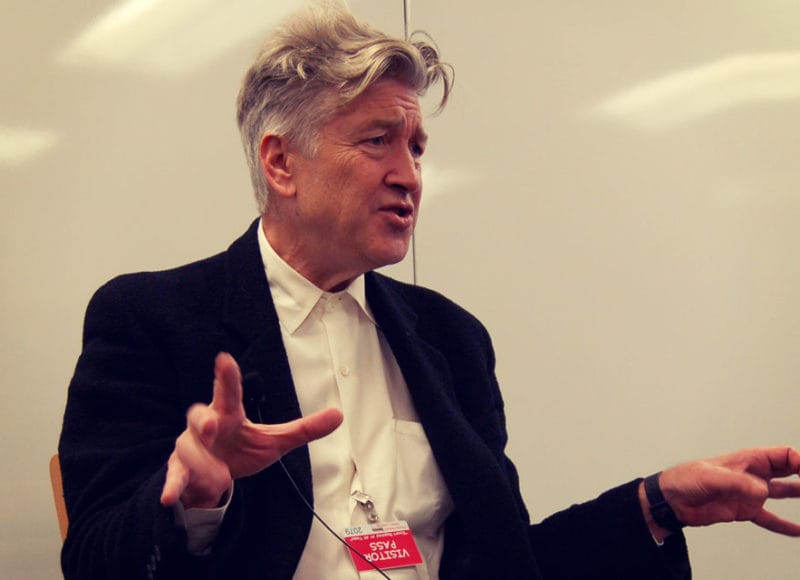 Imagen: David Lynch, celebrity Adecco. https://commons.wikimedia.org/wiki/File:David_Lynch_@_amazon-dot-com_06.jpg
