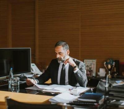 Administrativo de dirección