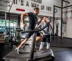 Monitor de fitness