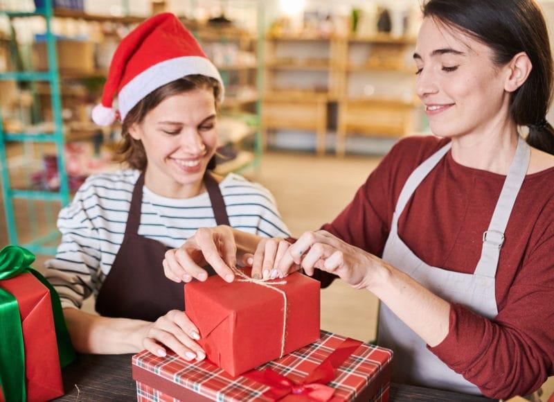 Contratos en Navidad